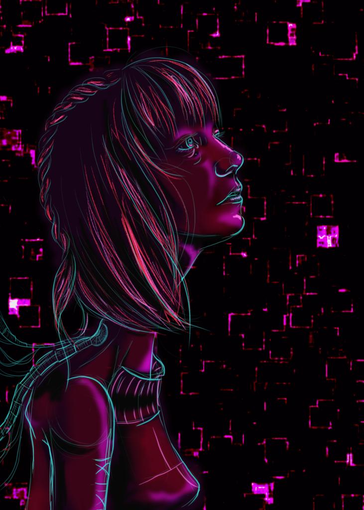 kurtinecz digital painting